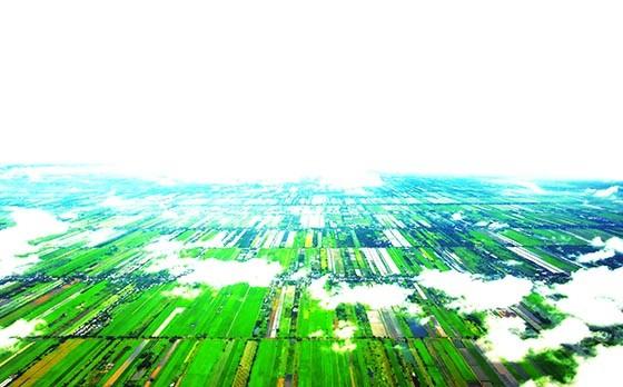 县域经济是一个县域行政区范围内的经济,属行政区经济,不等同于县级经济。图为广袤的县域大地.jpg
