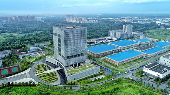 位于成都市双流区的银河596创新中心.jpg